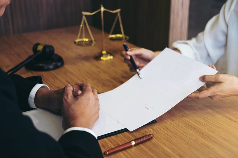 meeting with attorney